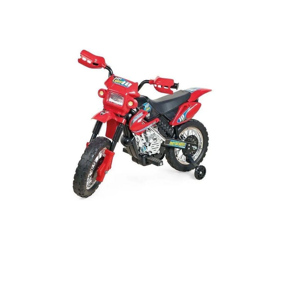Moto Elétrica Motocross