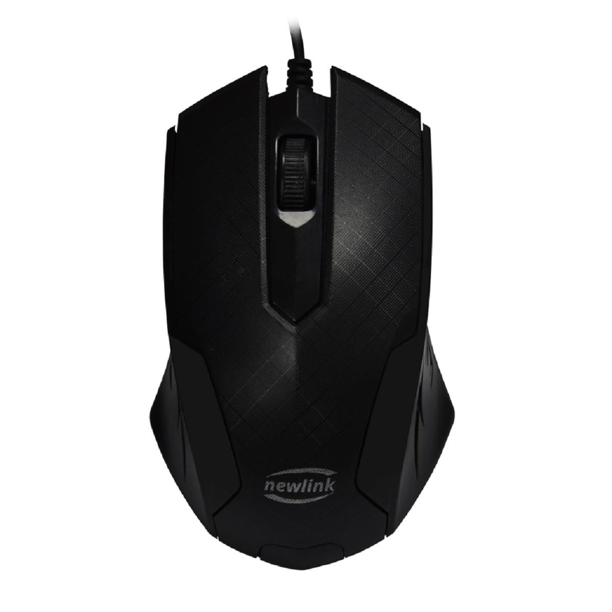 Mouse Com 1000 DPI MOUSE GRID NEW LINK MO228