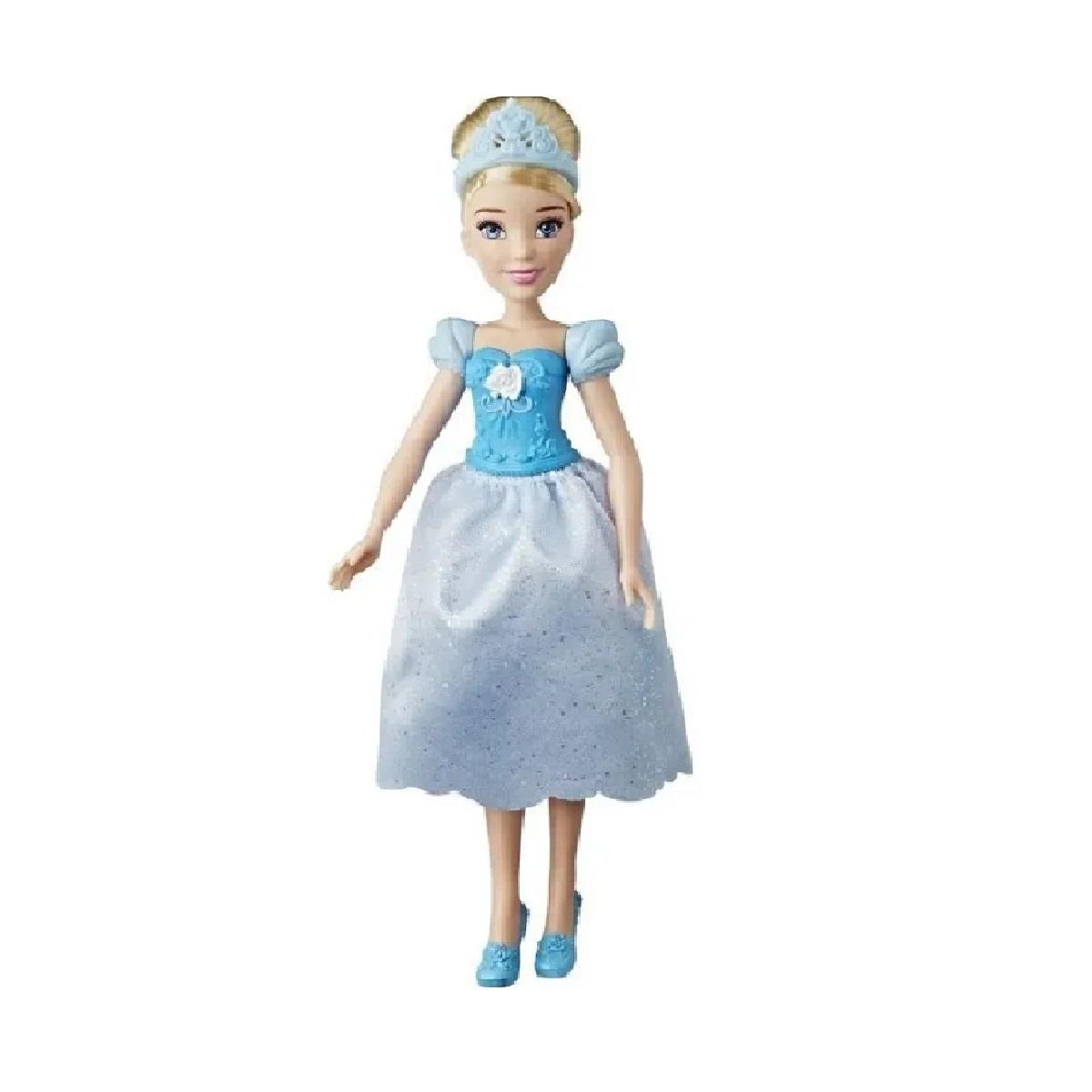 Princesa Boneca Clássica Cinderela Disney