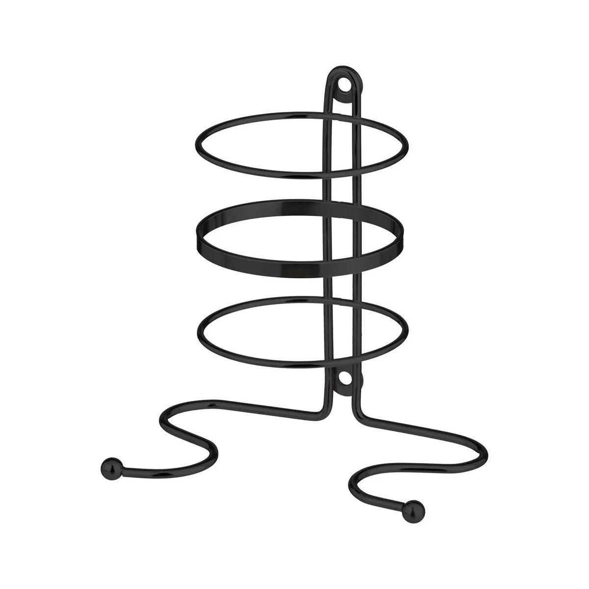 Suporte Secador Cabelos Com Parafusos e Buchas Passerini