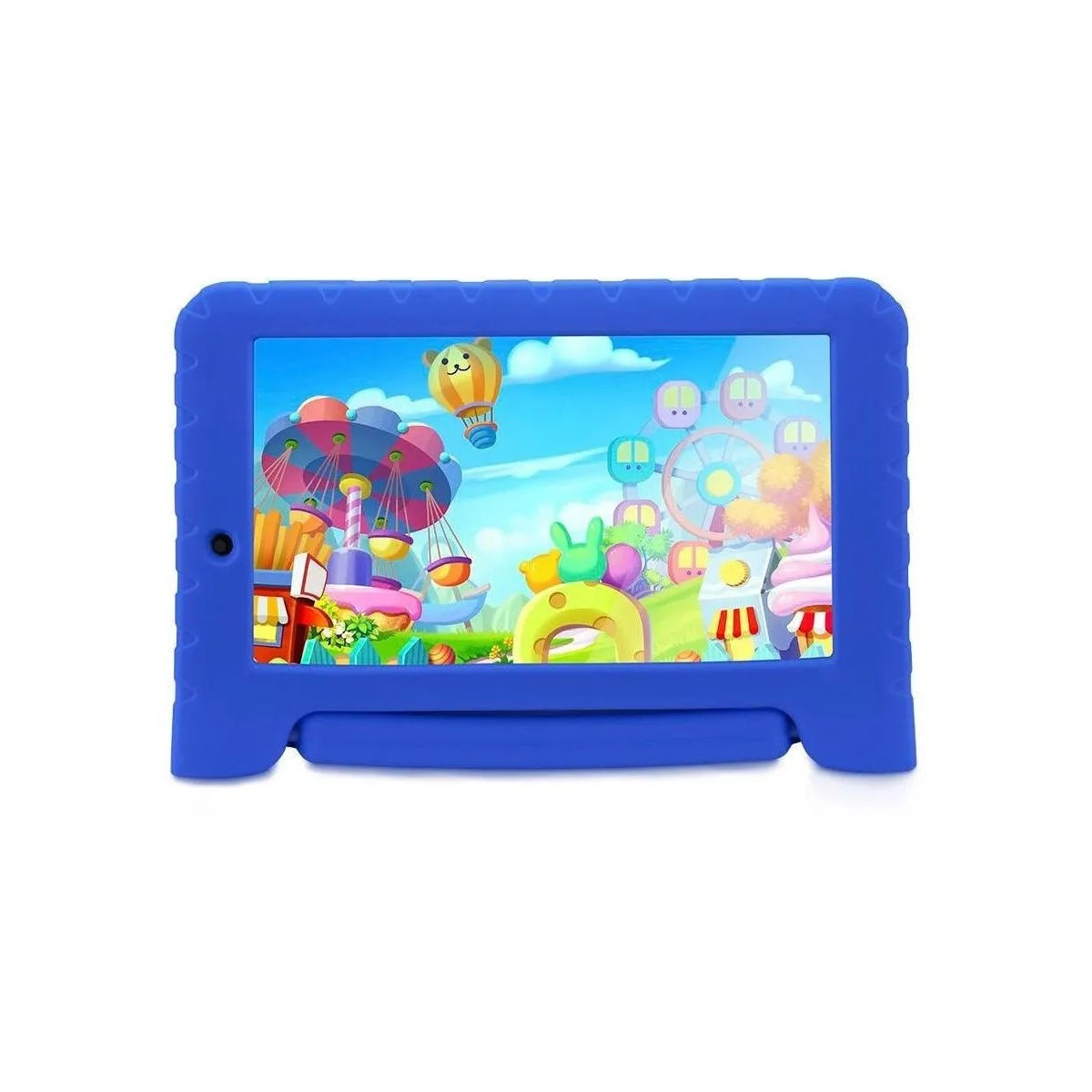 Tablet Kid Pad Plus Azul Infantil 1gb RAM Andoid 7 Wifi 8gb Ref. NB278