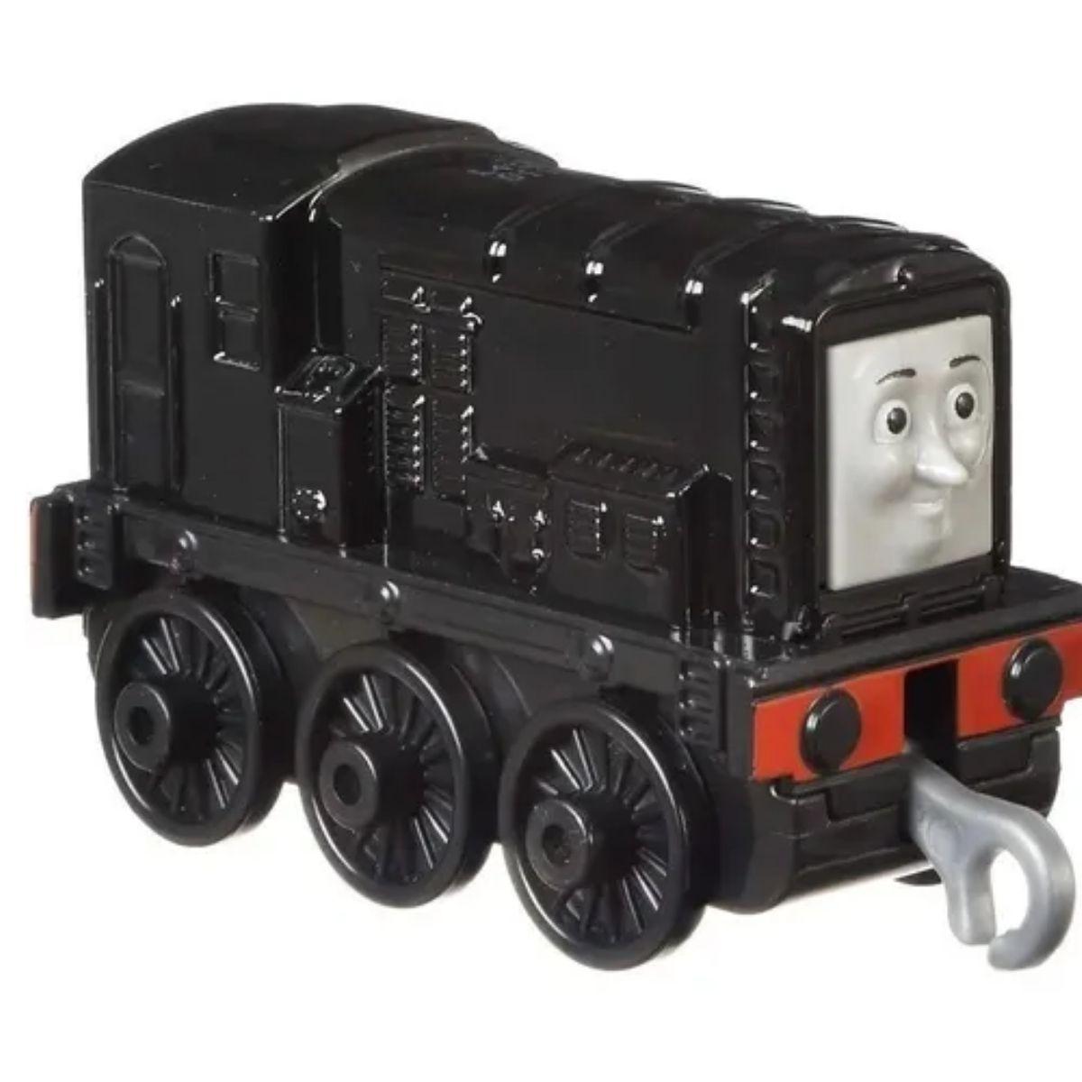 Thomas E Friends Track Master Locomotiva Trenzinho - Diesel