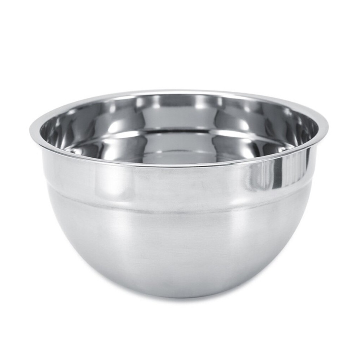 Tigela Bowl Aço Inox 28cm Multiuso Profissional