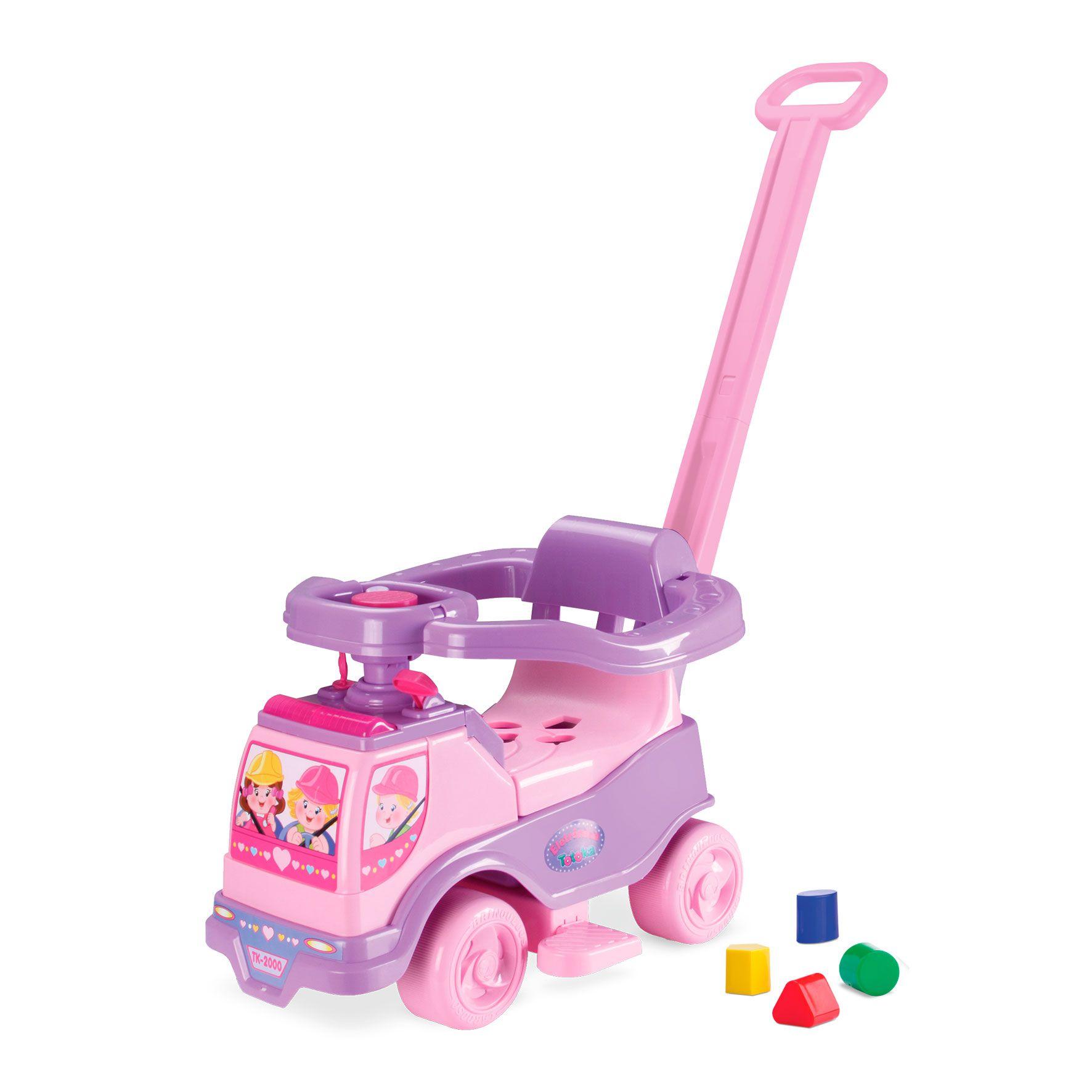 Totoka Plus Menina Eletrônica Com Apoio Cardoso Toys