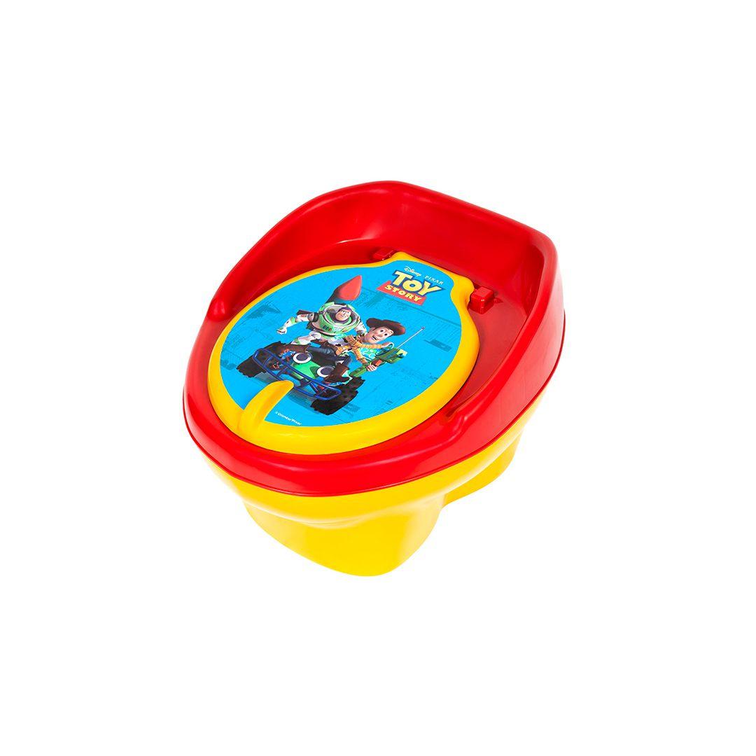 Troninho Pinico Toy Story Disney Infantil 2 Em 1 Styll Baby