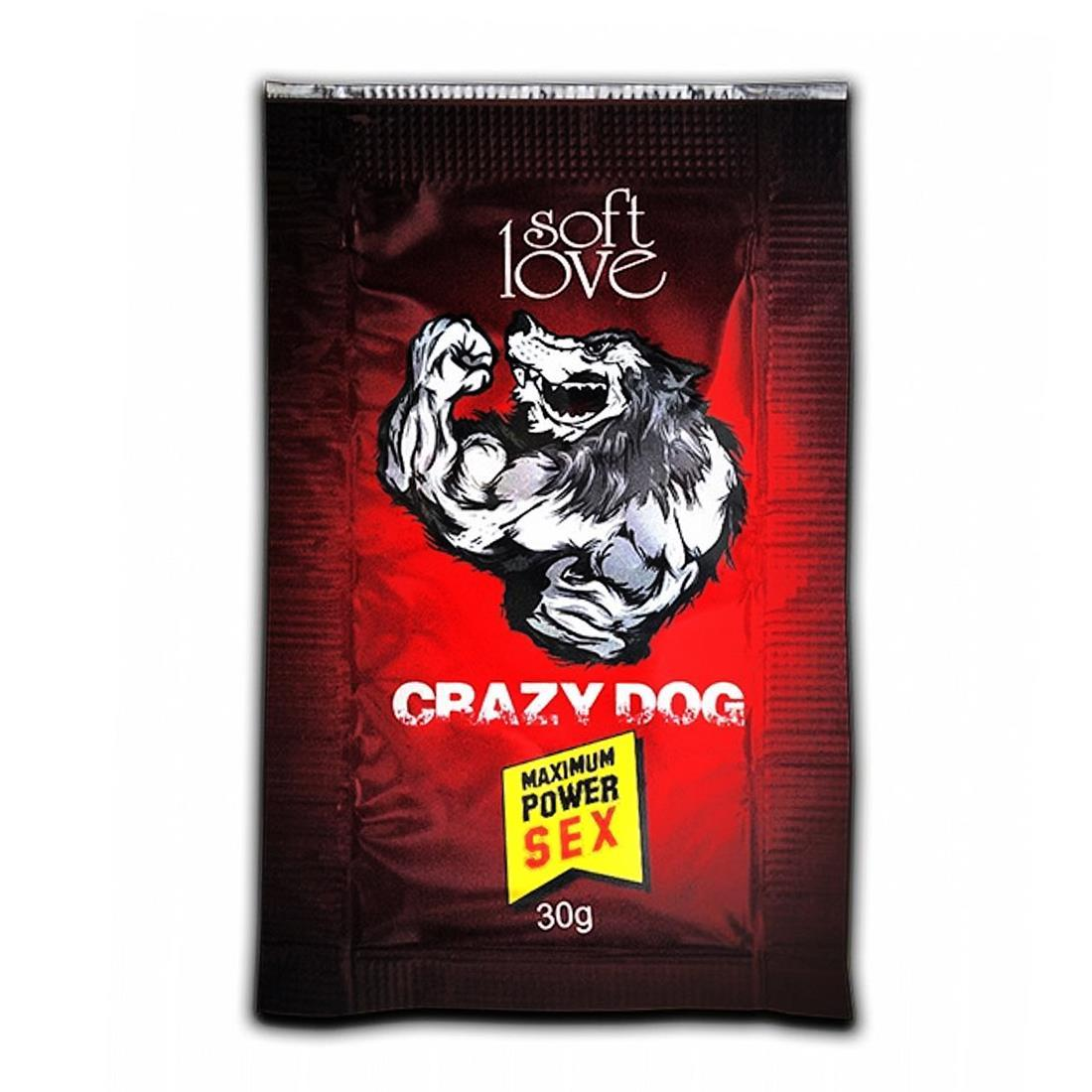 Afrodisiaco Energetico 30g - Crazy Dog