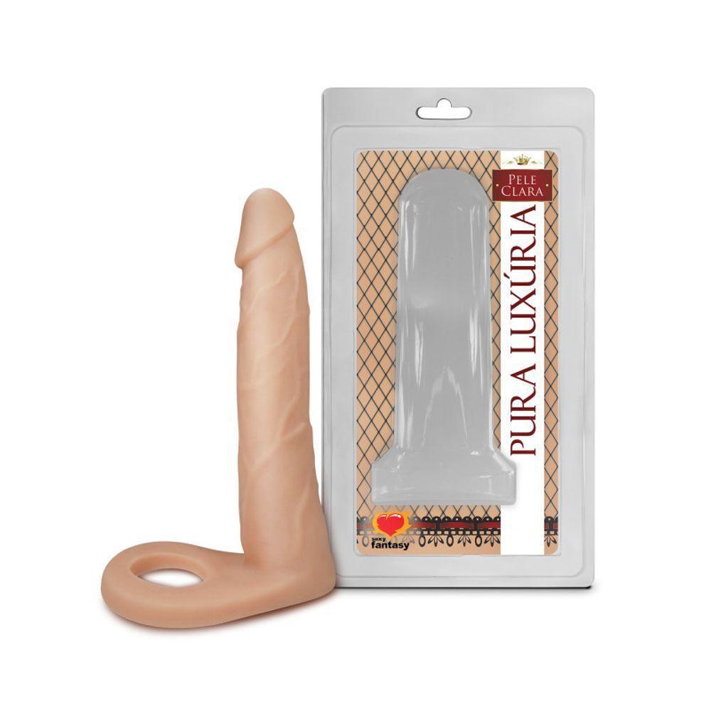 Anel Companheiro com penis 15 x 3,2cm
