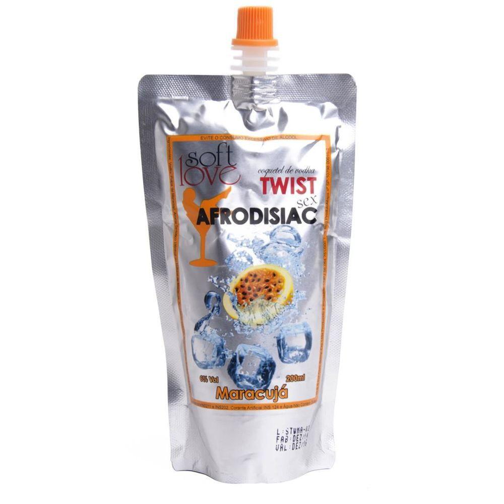 Bebida Twist 200ml - Afrodisiaca