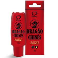 Bisnaga Dragão Chinês 15g