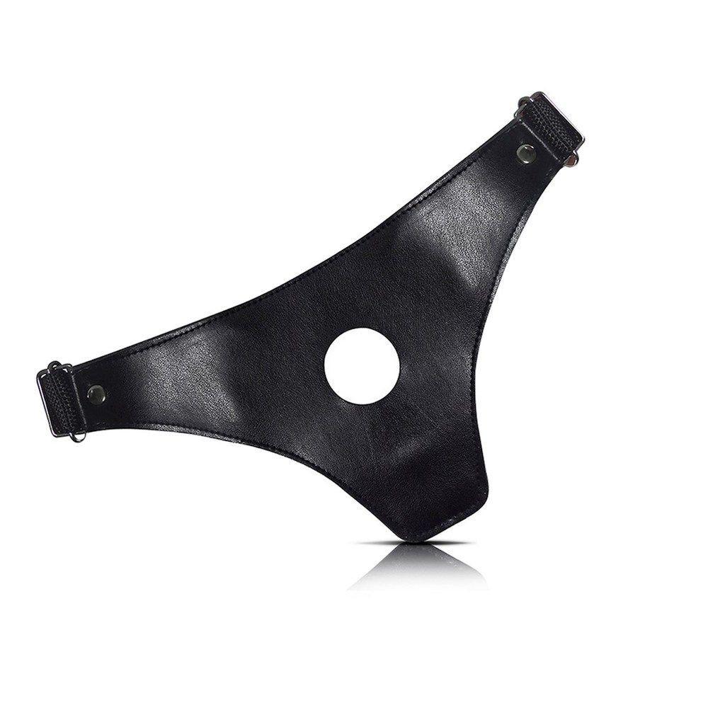 Cinto para prótese com cadarço e regulagem