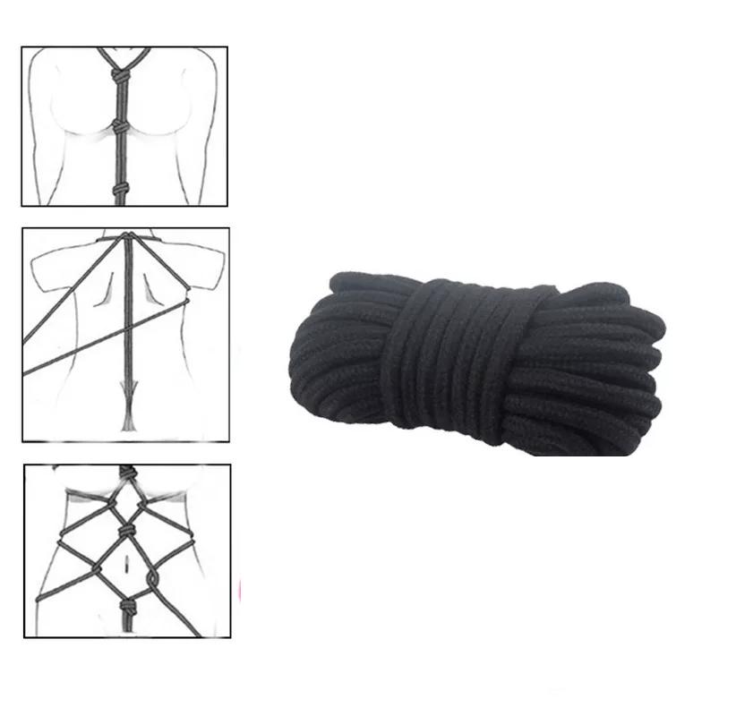 Corda para bondage 10m