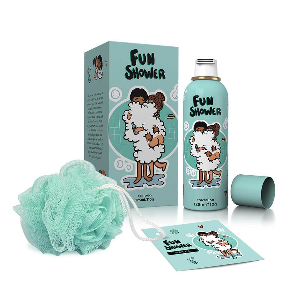 Espuma de banho - Fun Shower
