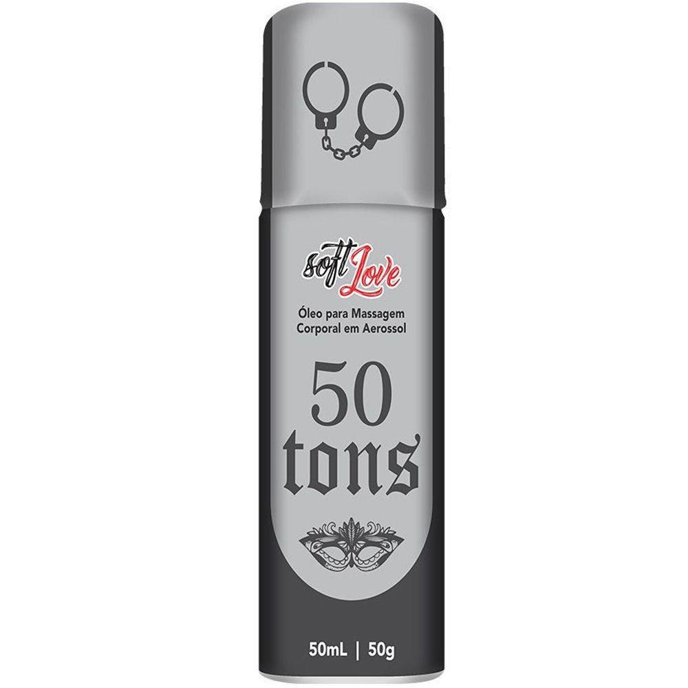 Excitante Aerossol Cinquenta Tons - 50ml