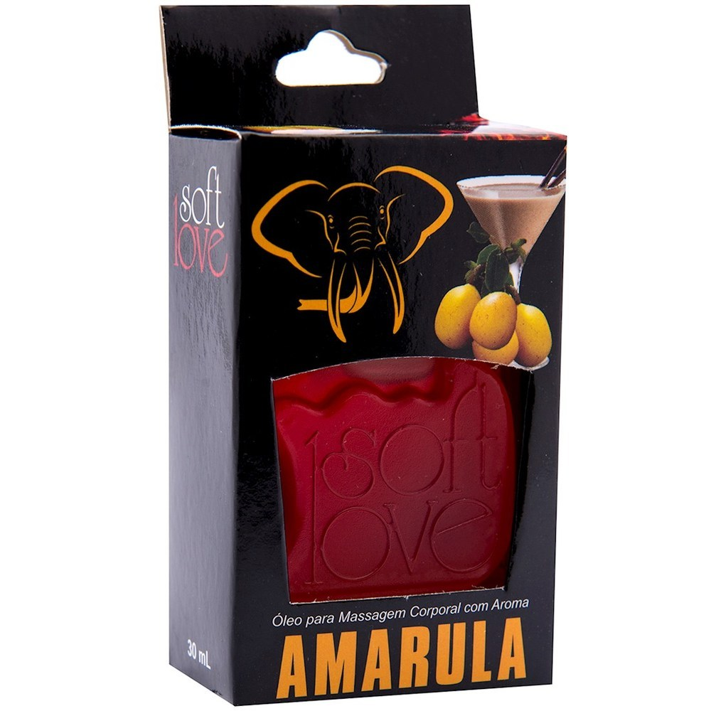 Gel beijável 30ml Sabor: Amarula; Térmico: Hot