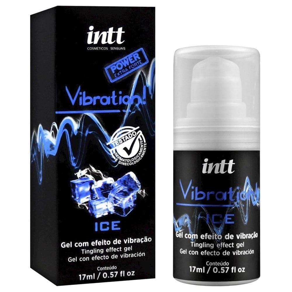 Gel Vibration Power Extra Forte ICE