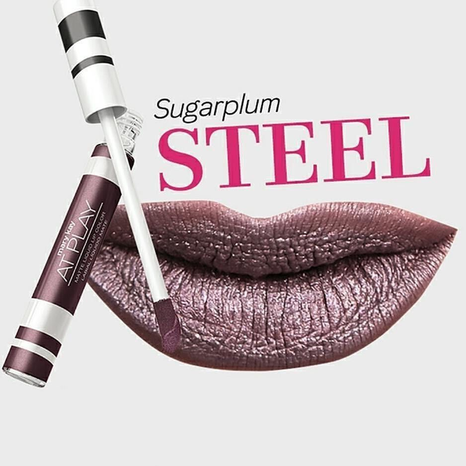 Gloss Mary Kay At Play Sugarplum Steel