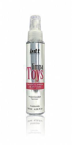 Higienizador Limpa Toys 120 ml