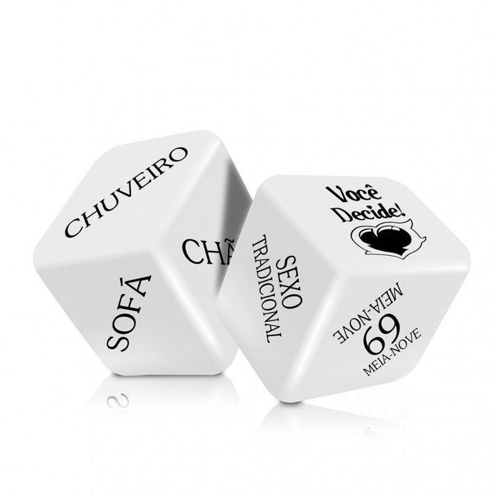Jogo Dado cubos do Amor Hot