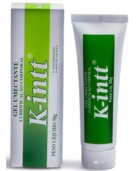 Lubrificante Intimo K-Intt 50g