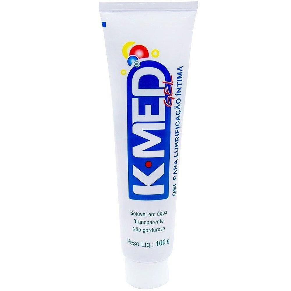 Lubrificante K-MED 100g neutro