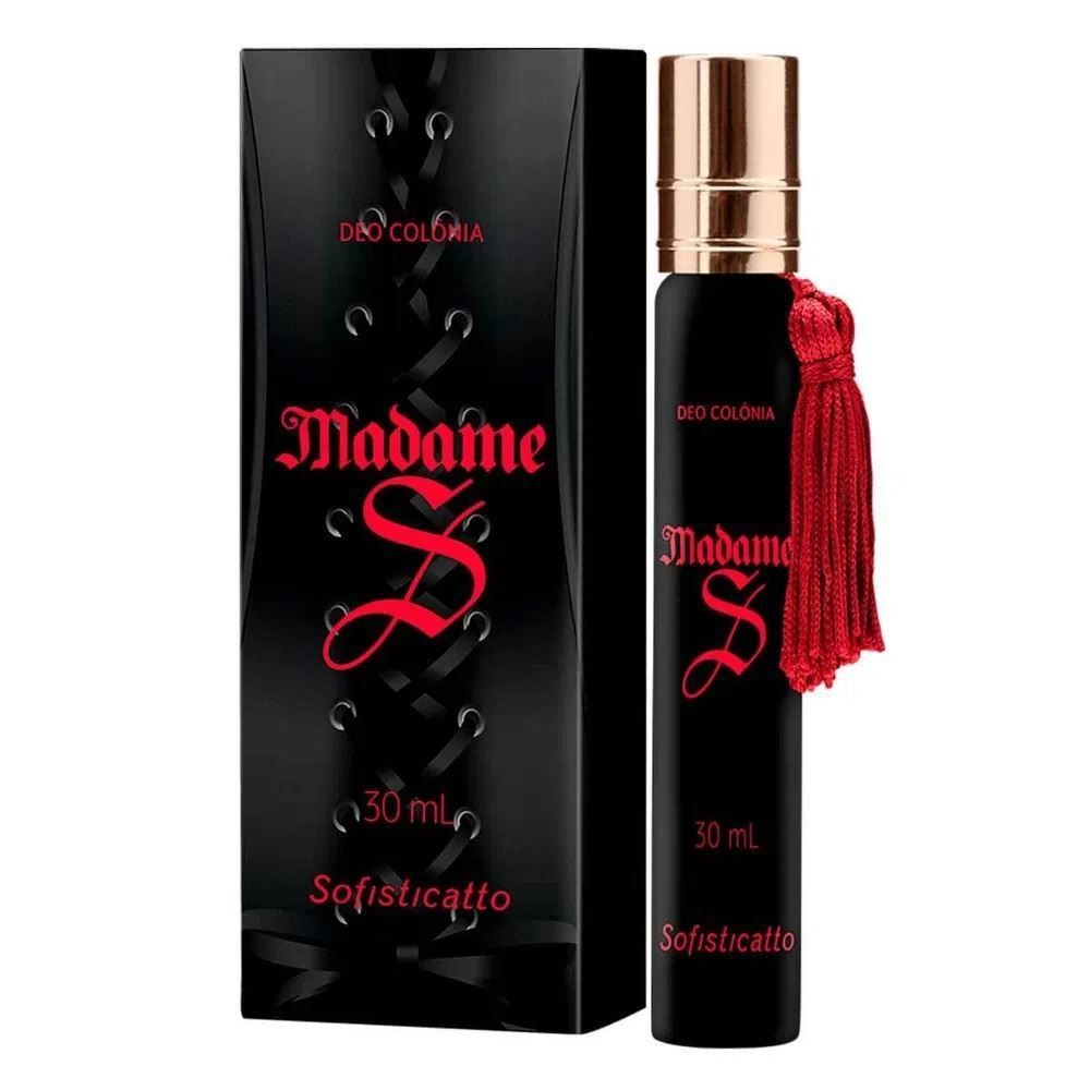 Perfume Madame S Afrodisiaco 30ml
