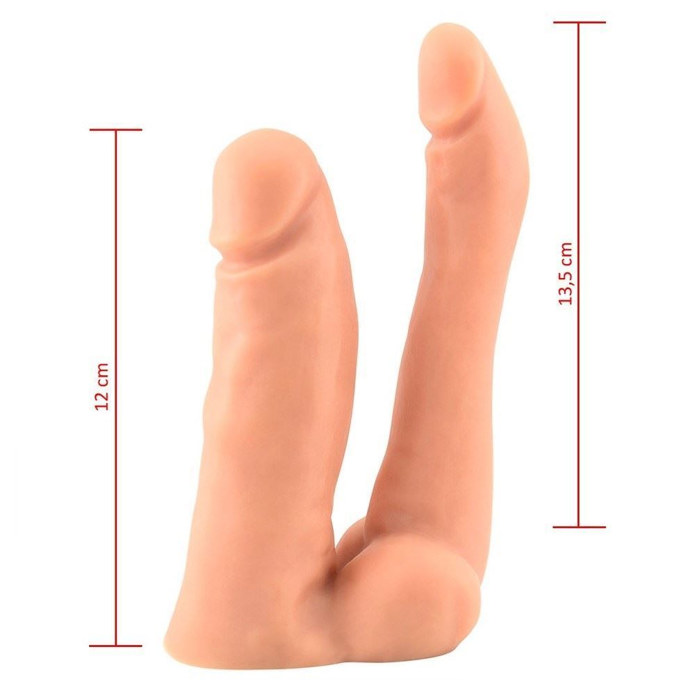 Prótese para dupla penetração