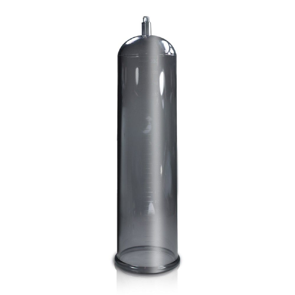 Tubo de Reposição para Bomba Peniana Fumê 25x6cm