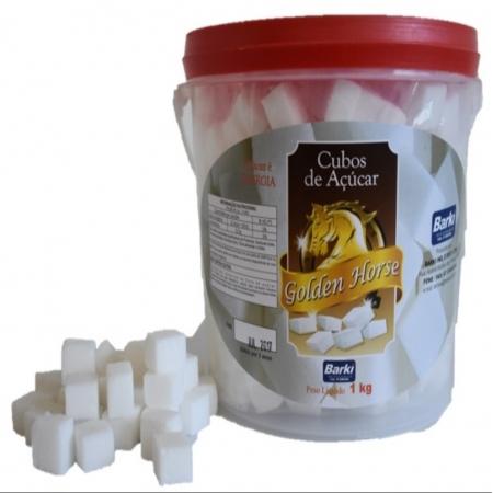Açúcar em Cubos Agrado para Cavalos G.H