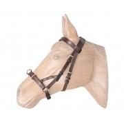 Cabeçada em Couro para Rodar Cavalo SS