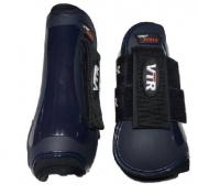 Caneleira para Cavalo Velcro/Borracha  Atria VTR