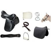Combo/Kit Sela de Adestramento Clássico SP 01