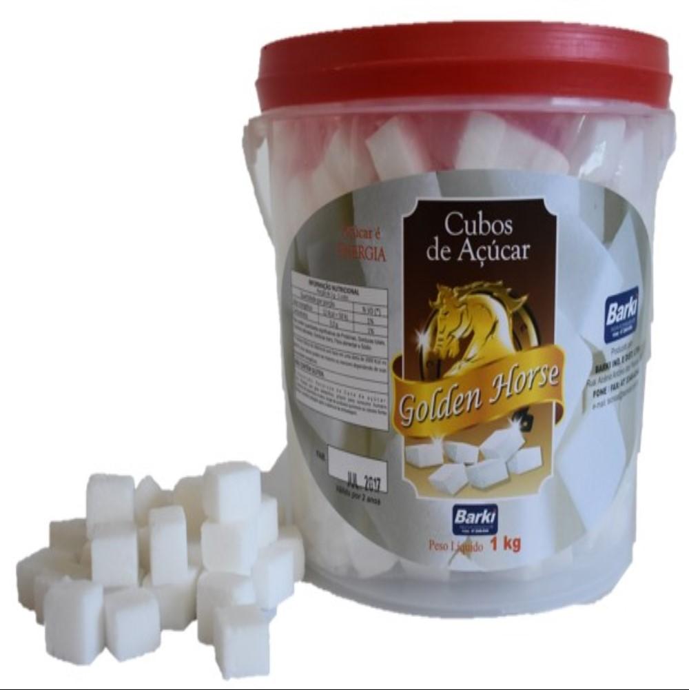 Açúcar em Cubos Agrado para Cavalos G.H  - Salto & Sela