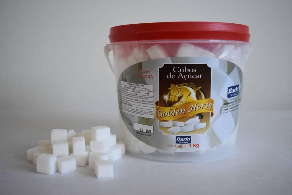 Açúcar em Cubos para Cavalos GH  - Salto & Sela