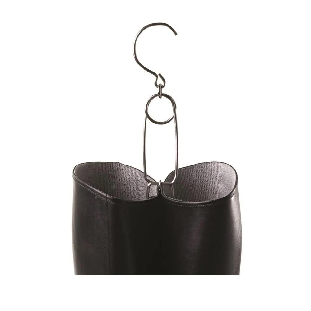 Cabide Para Botas/Calçados Metal Cromado INS  - Salto & Sela