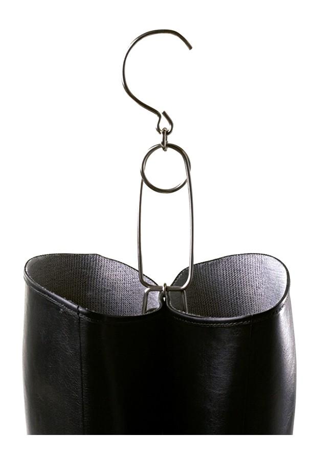 Cabide Para Botas Metal Cromado INS  - Salto & Sela