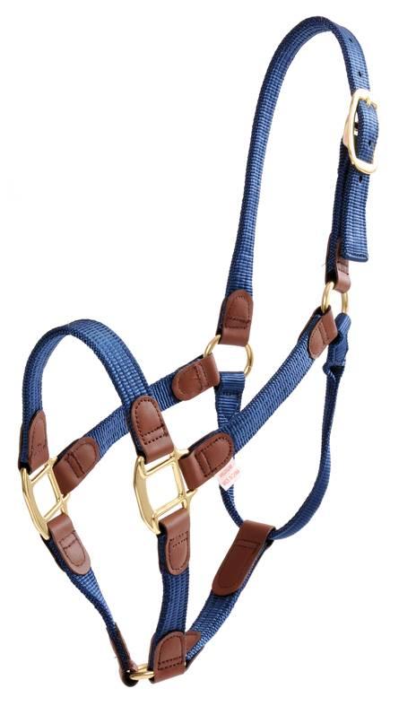 Cabresto para Cavalo  Nylon com Couro INS  - Salto & Sela