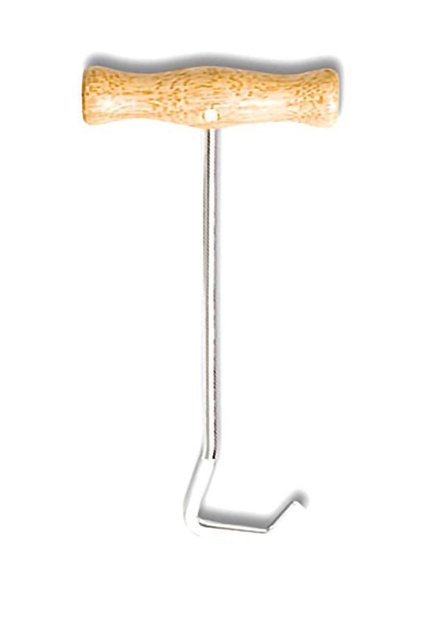 Calçador de Botas Madeira e Metal INS