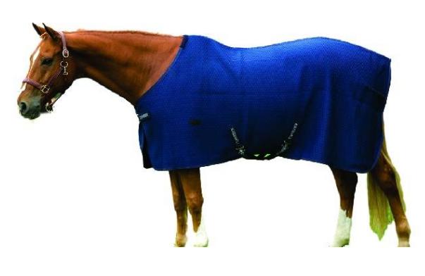 Capa de Inverno Matelasse Térmico para Cavalo HDR