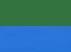 Azul Royal e Verde