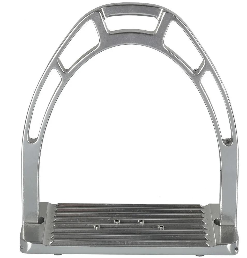 Estribo de Alumínio Arco Alupro ACV  - Salto & Sela