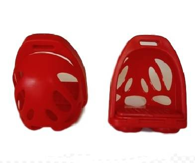 Estribo Gaiola de Segurança Infantil Plástico BH  - Salto & Sela