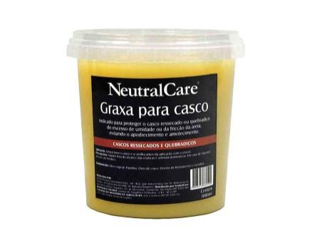 Graxa para Casco de Cavalo NC  - Salto & Sela