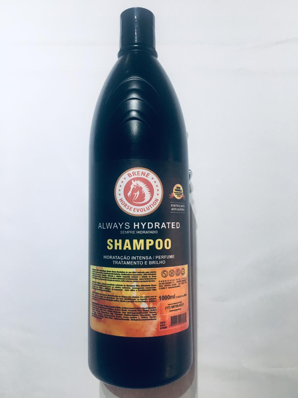 Shampoo Neutro para Cavalo  1L BHE