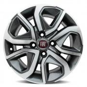 Jogo 4 Rodas Fiat Argo Palio Punto Mobi Aro 14 4x98 R91 GD