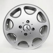Jogo 4 Rodas Mercedes C180 p/ Fusca Aro 17 4x130 RS03