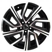 Jogo 4 Rodas T-Cross Sense 2020 Aro 16 5x100 VW ZK900 BD