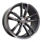 Jogo de Rodas Audi RS6 Aro 20x9,0 5x112 Presenza GD