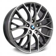 Jogo De Rodas BMW 335I Bi Turbo Aro 17 5x100 Tala 7 R54 GD