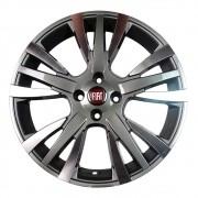 Jogo de Rodas Fiat Palio Sporting Aro 14 4x98 ZK480 GD