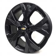 Jogo De Rodas GM Onix Prisma 2020 Aro 14 4x100 Tala 6 S21 Black